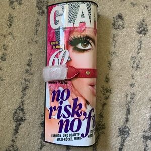 Handbags - NWT Glamour Magazine Clutch